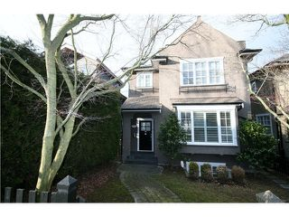 Photo 1: 3711 W 11TH Avenue in Vancouver: Point Grey House for sale (Vancouver West)  : MLS®# V986350
