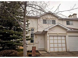 Photo 1: 14 SHAWINIGAN Lane SW in CALGARY: Shawnessy Townhouse for sale (Calgary)  : MLS®# C3564925