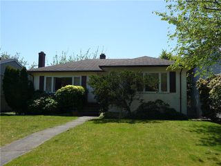 Photo 1: 2050 W 61ST Avenue in Vancouver: S.W. Marine House for sale (Vancouver West)  : MLS®# V1005694