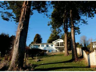 Photo 1: 13368 13A AV in Surrey: Crescent Bch Ocean Pk. House for sale (South Surrey White Rock)  : MLS®# F1403125