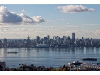 Photo 1: 1604 1320 Chesterfield Avenue in North Vancouver: Central Lonsdale Condo for sale : MLS®# V1035502