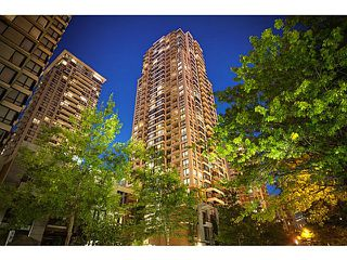Photo 1: 2709 909 MAINLAND Street in Vancouver: Yaletown Condo for sale (Vancouver West)  : MLS®# V1112329