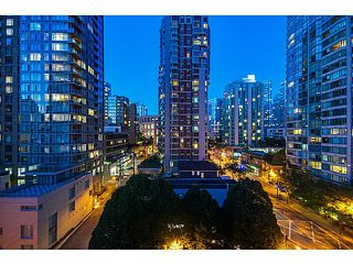 Photo 5: 2709 909 MAINLAND Street in Vancouver: Yaletown Condo for sale (Vancouver West)  : MLS®# V1112329