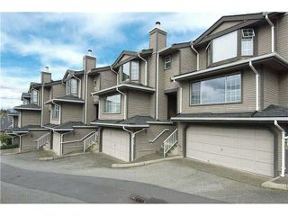 Photo 1: 186 1140 CASTLE CRESCENT in PORT COQ: Citadel PQ Townhouse for sale (Port Coquitlam)  : MLS®# R2000436