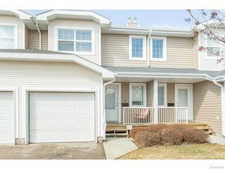 Main Photo: #8 - 4901 CHILD AVENUE in Regina: Complex for sale : MLS®# 605905