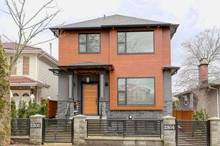 Main Photo: 2304 E 28TH AVENUE in Vancouver: Victoria VE House 1/2 Duplex for sale (Vancouver East)  : MLS®# R2139436