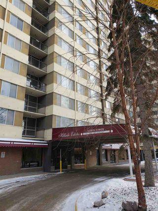 Photo 1: 902 9909 104 Street in Edmonton: Zone 12 Condo for sale : MLS®# E4169329