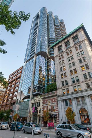 "Photo 1: 3103 838 W HASTINGS Street in Vancouver: Downtown VW Condo for sale in ""JAMESON HOUSE"" (Vancouver West)  : MLS®# R2400211"