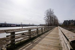 "Photo 16: 311 250 SALTER Street in New Westminster: Queensborough Condo for sale in ""PADDLERS LANDING"" : MLS®# R2445205"