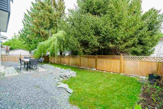 "Photo 23: 2858 269 Street in Langley: Aldergrove Langley House for sale in ""BETTY GILBERT AREA"" : MLS®# R2457000"