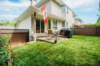 "Photo 25: 17 22900 126 Avenue in Maple Ridge: East Central Townhouse for sale in ""COHO CREEK ESTATES"" : MLS®# R2482443"