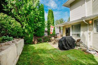 "Photo 22: 17 22900 126 Avenue in Maple Ridge: East Central Townhouse for sale in ""COHO CREEK ESTATES"" : MLS®# R2482443"