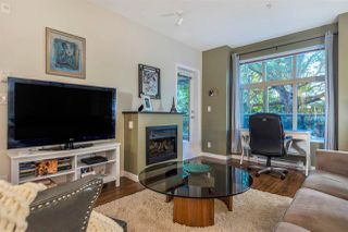 "Photo 3: 102 245 ROSS Drive in New Westminster: Fraserview NW Condo for sale in ""The GROVE at VICTORIA HILL"" : MLS®# R2490300"