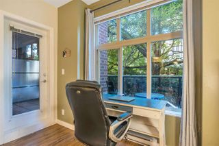 "Photo 4: 102 245 ROSS Drive in New Westminster: Fraserview NW Condo for sale in ""The GROVE at VICTORIA HILL"" : MLS®# R2490300"
