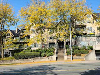 "Photo 1: 406 34101 OLD YALE Road in Abbotsford: Central Abbotsford Condo for sale in ""Yale Terrace"" : MLS®# R2505072"