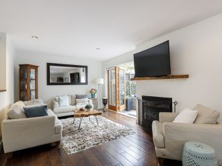Photo 2: 1367 W Walnut Street in Vancouver: Kitsilano Townhouse for sale (Vancouver West)  : MLS®# 2507125