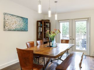 Photo 7: 1367 W Walnut Street in Vancouver: Kitsilano Townhouse for sale (Vancouver West)  : MLS®# 2507125