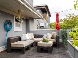 Photo 19: 1367 W Walnut Street in Vancouver: Kitsilano Townhouse for sale (Vancouver West)  : MLS®# 2507125