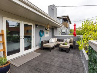 Photo 18: 1367 W Walnut Street in Vancouver: Kitsilano Townhouse for sale (Vancouver West)  : MLS®# 2507125