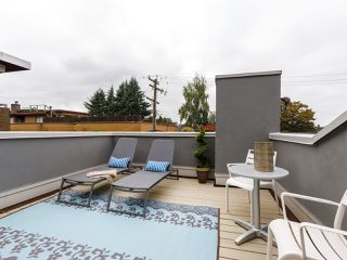 Photo 25: 1367 W Walnut Street in Vancouver: Kitsilano Townhouse for sale (Vancouver West)  : MLS®# 2507125
