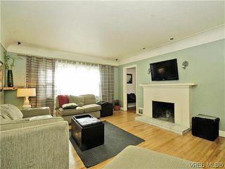 Photo 1: 3234 Harriet Rd in VICTORIA: SW Tillicum House for sale (Saanich West)  : MLS®# 603606