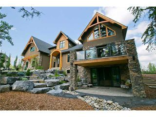 Photo 2: 20 Wintergreen Way in BRAGG CREEK: Rural Rocky View MD Residential Detached Single Family for sale : MLS®# C3537055