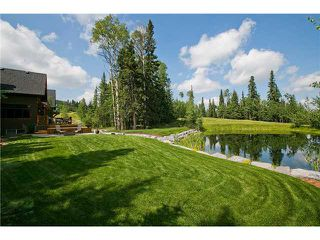 Photo 20: 20 Wintergreen Way in BRAGG CREEK: Rural Rocky View MD Residential Detached Single Family for sale : MLS®# C3537055