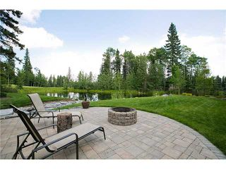 Photo 19: 20 Wintergreen Way in BRAGG CREEK: Rural Rocky View MD Residential Detached Single Family for sale : MLS®# C3537055
