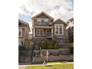 "Photo 1: 11253 CREEKSIDE Street in Maple Ridge: Cottonwood MR House for sale in ""BLUEBERRY HILL"" : MLS®# V992122"
