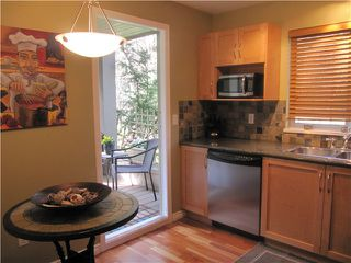 Photo 3: # 103 1242 TOWN CENTRE BV in Coquitlam: Canyon Springs Condo for sale : MLS®# V1010413