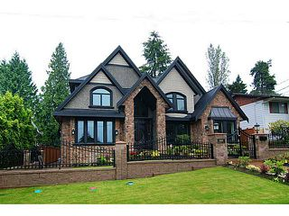 Main Photo: 1331 GROVER Avenue in Coquitlam: Central Coquitlam House for sale : MLS®# V1012392
