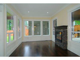 Photo 4: 1331 GROVER Avenue in Coquitlam: Central Coquitlam House for sale : MLS®# V1012392