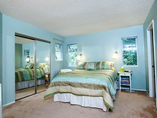 """Photo 10: 47 1195 FALCON Drive in Coquitlam: Eagle Ridge CQ Townhouse for sale in """"Courtyards"""" : MLS®# V1012695"""
