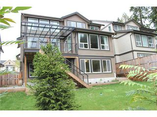 "Photo 19: 3438 PRINCETON Avenue in Coquitlam: Burke Mountain House for sale in ""AVONDALE BURKE MTN"" : MLS®# V1028336"