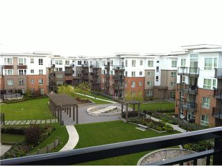 Photo 5: # 418 9500 ODLIN RD in Richmond: West Cambie Condo for sale : MLS®# V1061390