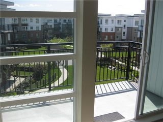Photo 4: # 418 9500 ODLIN RD in Richmond: West Cambie Condo for sale : MLS®# V1061390