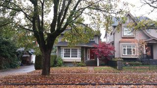 Main Photo: 3587 W 33rd Avenue in Vancouver: Dunbar House  (Vancouver West)
