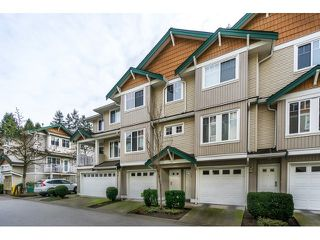 Photo 1: 35 12711 64 AVENUE in Surrey: West Newton Townhouse for sale : MLS®# R2032584