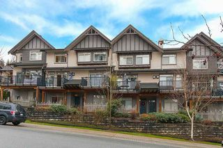 Photo 2: 19 55 HAWTHORN DRIVE in Port Moody: Heritage Woods PM Townhouse for sale : MLS®# R2048256