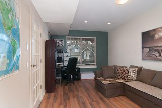 Photo 4: 19 55 HAWTHORN DRIVE in Port Moody: Heritage Woods PM Townhouse for sale : MLS®# R2048256