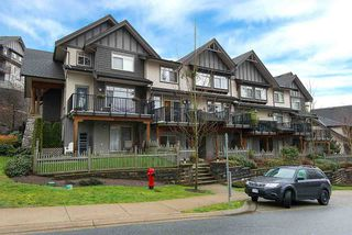 Photo 14: 19 55 HAWTHORN DRIVE in Port Moody: Heritage Woods PM Townhouse for sale : MLS®# R2048256