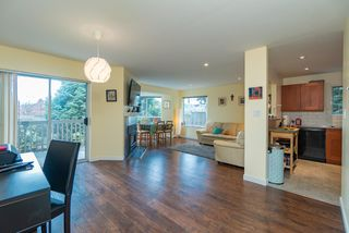 Photo 3: 108 1215 LANSDOWNE Drive in Coquitlam: Upper Eagle Ridge Townhouse for sale : MLS®# R2392237