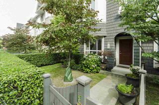 """Photo 2: 102 2418 AVON Place in Port Coquitlam: Riverwood Townhouse for sale in """"LINKS"""" : MLS®# R2403660"""