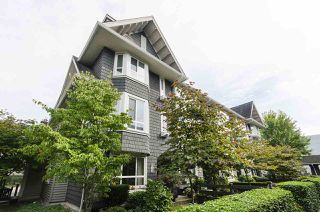 """Photo 1: 102 2418 AVON Place in Port Coquitlam: Riverwood Townhouse for sale in """"LINKS"""" : MLS®# R2403660"""