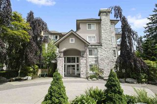"Photo 1: 411 1150 E 29TH Street in North Vancouver: Lynn Valley Condo for sale in ""The Highgate"" : MLS®# R2462679"