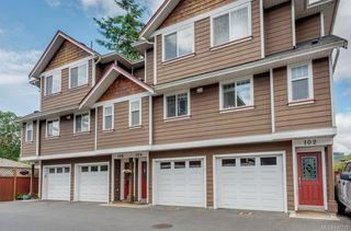Photo 1: 106 2680 Peatt Rd in : La Langford Proper Row/Townhouse for sale (Langford)  : MLS®# 845774