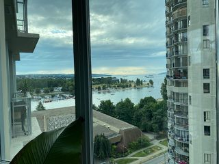 Main Photo: 1406-1005 Beach Ave in Vancouver: West End NW Condo for rent