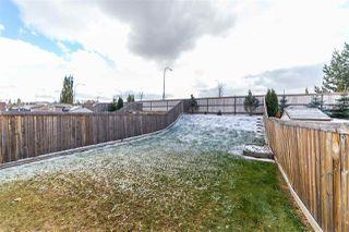 Photo 38: 6061 Sunbrook Landing: Sherwood Park House Half Duplex for sale : MLS®# E4218875