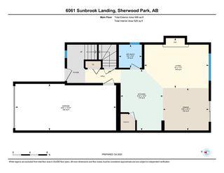 Photo 41: 6061 Sunbrook Landing: Sherwood Park House Half Duplex for sale : MLS®# E4218875