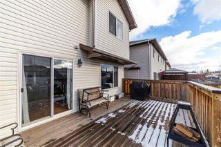 Photo 37: 6061 Sunbrook Landing: Sherwood Park House Half Duplex for sale : MLS®# E4218875